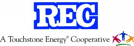Rural Electric Cooperative's Logo